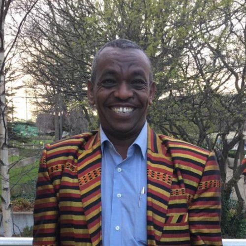 Assoc. Professor Berhanu Kuma Shano