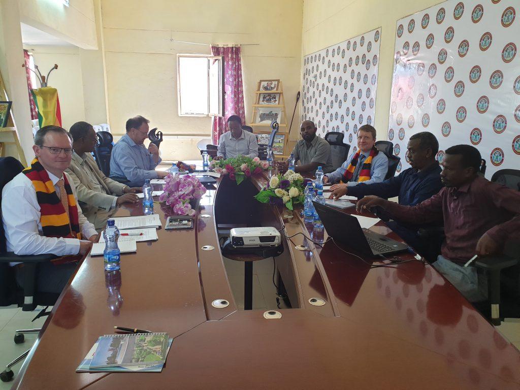 May 2019 Monitoring Visit in Wolaita - BRTE Project
